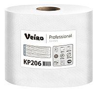 Полотенца бумажные в рулонах с центральной вытяжкой Veiro Professional Comfort, двухсл., 180 м, 2 шт