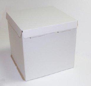 "Короб Pasticciere ""Эконом"" 500х500х500мм, EB 500(500х500), белый, 10 шт, фото 2"