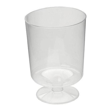Бокал для вина, 0.2л, прозрачный, кристалл, 540 шт, фото 2