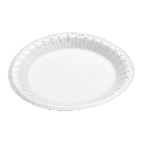 Тарелка d 225мм, белая, 1200 шт, фото 2