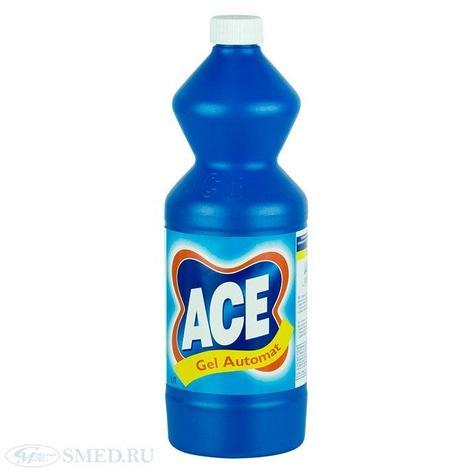 Отбеливатель Ace автомат 1л, фото 2