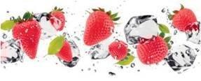 """Лента кондитерская для обтяжки тортов """"Клубника и лед"""", 50 мм, 40 мкм, фото 2"""