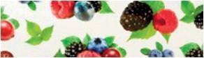 """Лента кондитерская для обтяжки тортов """"Ягоды"""", 40 мм, 40 мкм, фото 2"""