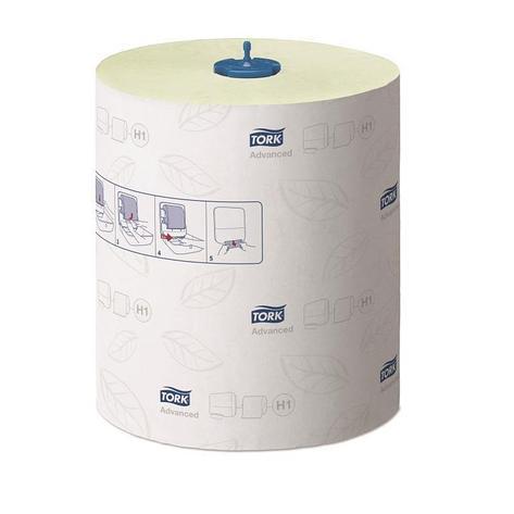 Полотенца в рулонах Tork Matic® Advanced, Н1, зелён., 2 сл, 150м х 21см, 600 л, фото 2
