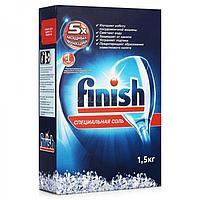 Соль для посудомоющих машин Finish, 1,5 кг