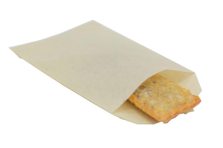 Пакет бумажный крафт 110х180, 3000 шт, фото 2