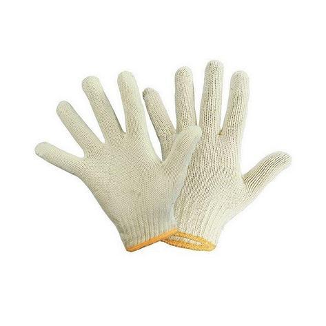 Перчатки нитяные х/б, 4х нитка, 10 кл., фото 2