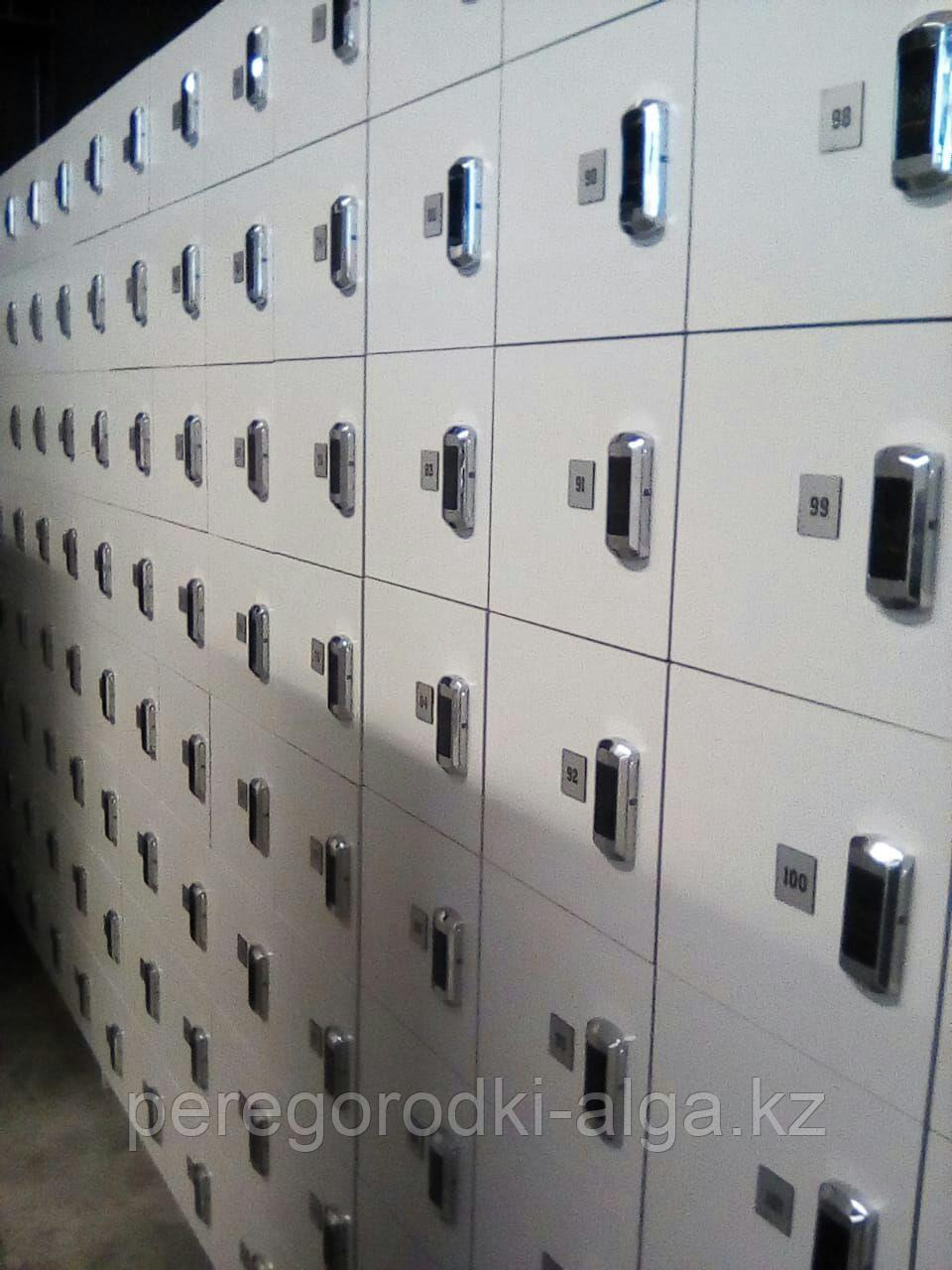 Электронный замок для шкафчиков в раздевалках