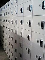 Электронный замок для шкафчиков в раздевалках, фото 1