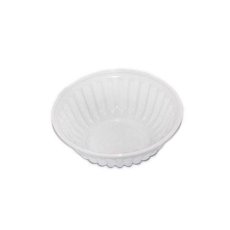 Салатник 150мл, кругл., бел., ПЭТ, 4000 шт, фото 2