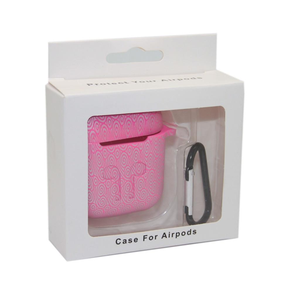 Чехол силиконовый Apple AirPods