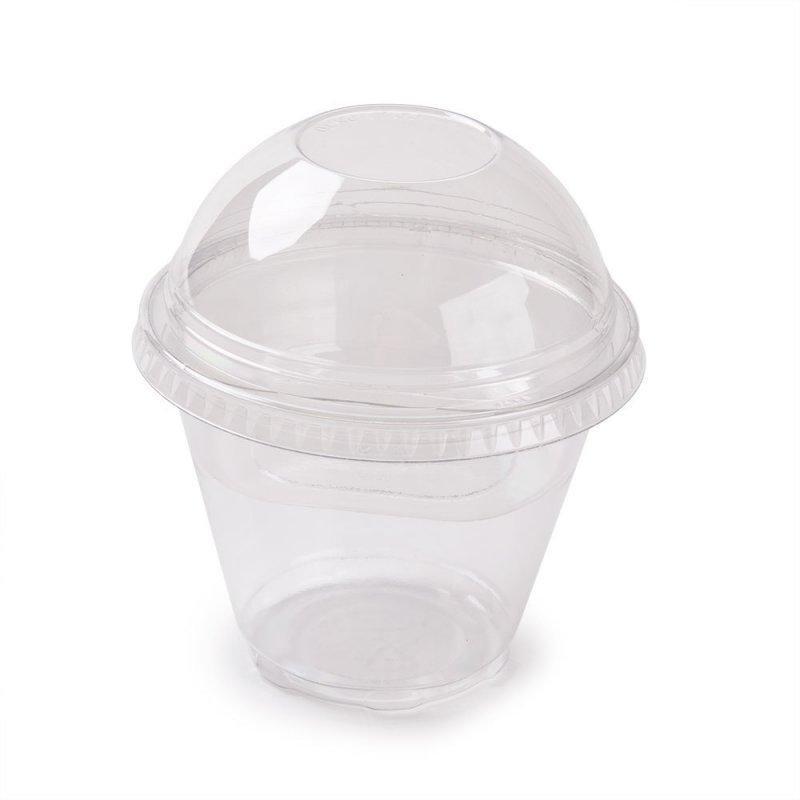 Стакан для холодных напитков(шейкер), 0.2л, прозрачный, 1000 шт