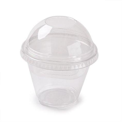 Стакан для холодных напитков(шейкер), 0.2л, прозрачный, 1000 шт, фото 2