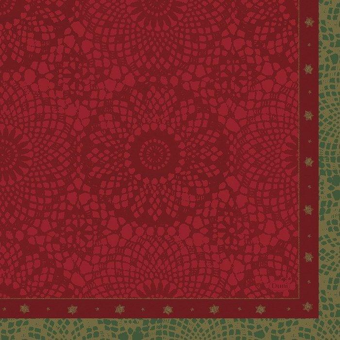 """Салфетки 33х33см, 3 сл., """"Festive Charm Red"""", Бумага, 20 шт"""