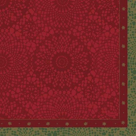 "Салфетки 33х33см, 3 сл., ""Festive Charm Red"", Бумага, 20 шт, фото 2"