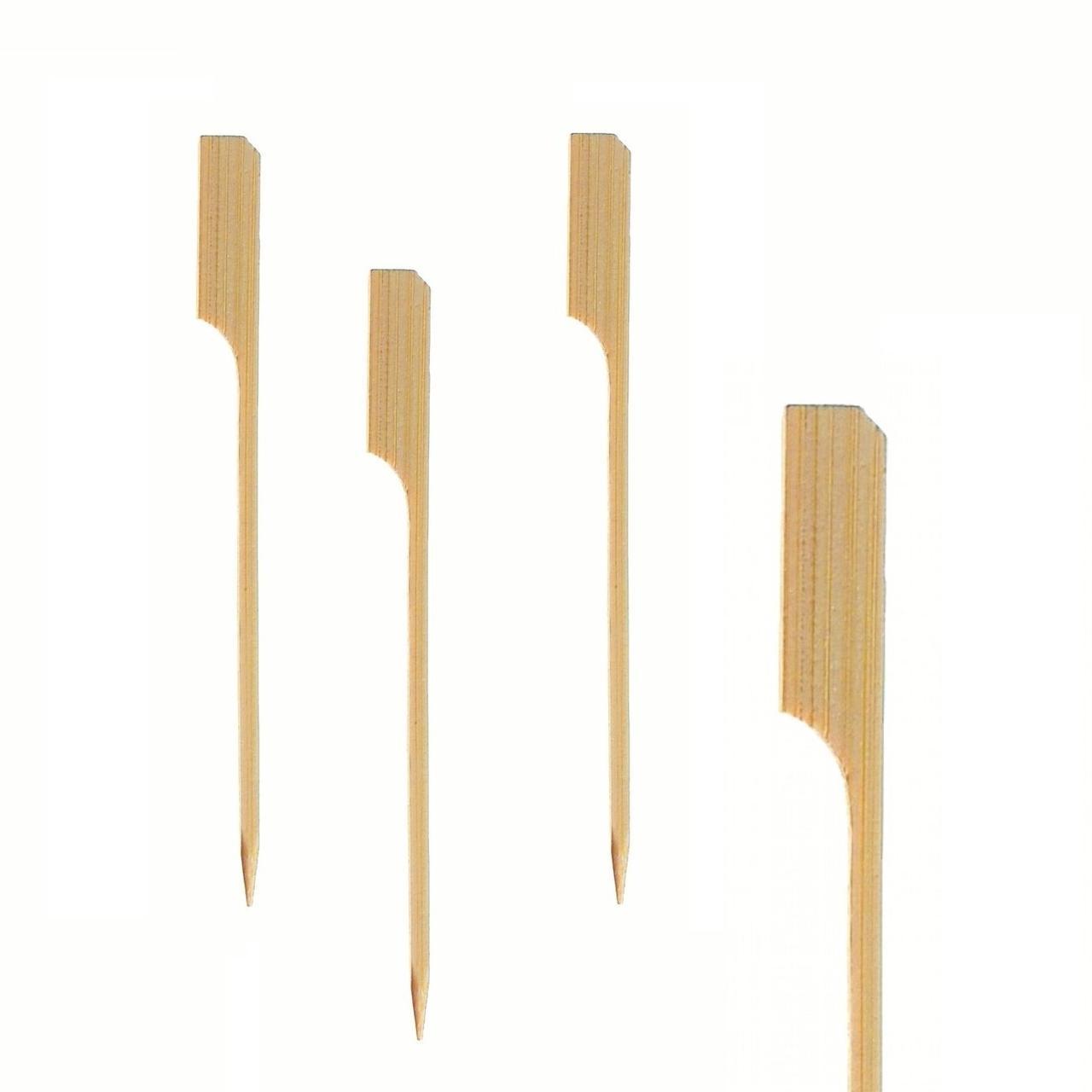 "Пика ""Гольф"", бамбук 120мм, 100 шт"