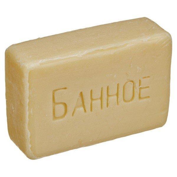 """Мыло """"Банное"""" 200 г без обертки, 36 шт"""