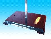 Штатив с квадратной плитой (чугун), m=1 кг, 200х140 мм