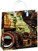 Пакет подарочный (230x260 мм) мягкий пластик BAS 104, 20 шт