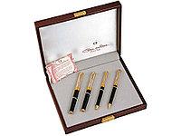 Набор Cesare Emiliano: ручка перьевая, ручка роллер, ручка шариковая, механический карандаш