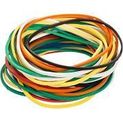 Резинка универсальная 1000г диам 60мм цвет ассорти.