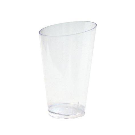 Форма д/фуршетов, 75мл, d 50мм,, Medium Conical, прозрачн., ПС, 25 шт, фото 2
