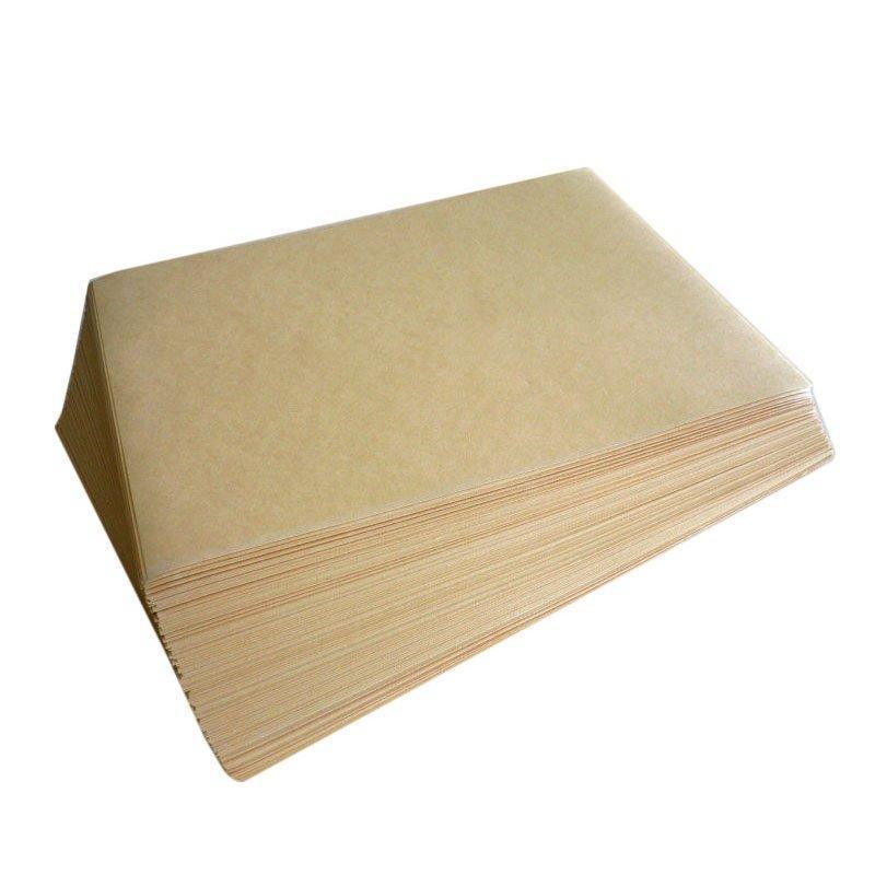 Подпергамент небеленый 52гр в листах 420*420мм
