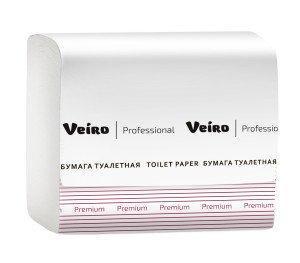 Бумага туалетная 250лист/рул, 2 сл., бел., Premium, Бумага, 250 шт, фото 2