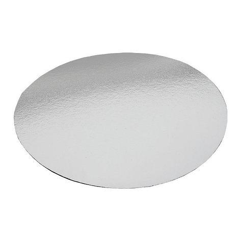Крышка к алюминиевой форме d=181мм, картон/алюминий, 600 шт, фото 2