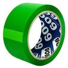 """Клейкая лента 48мм*66м """"UNIBOB 600"""" (зеленая)"""