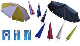 Зонт, d 180см, синий