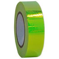 Обмотка лазерная LASER, длина 11 м, ширина 1,9 см, цвет жёлтый техас