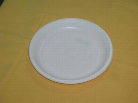 Тарелка d 205мм, бел., ПП, 1600 шт