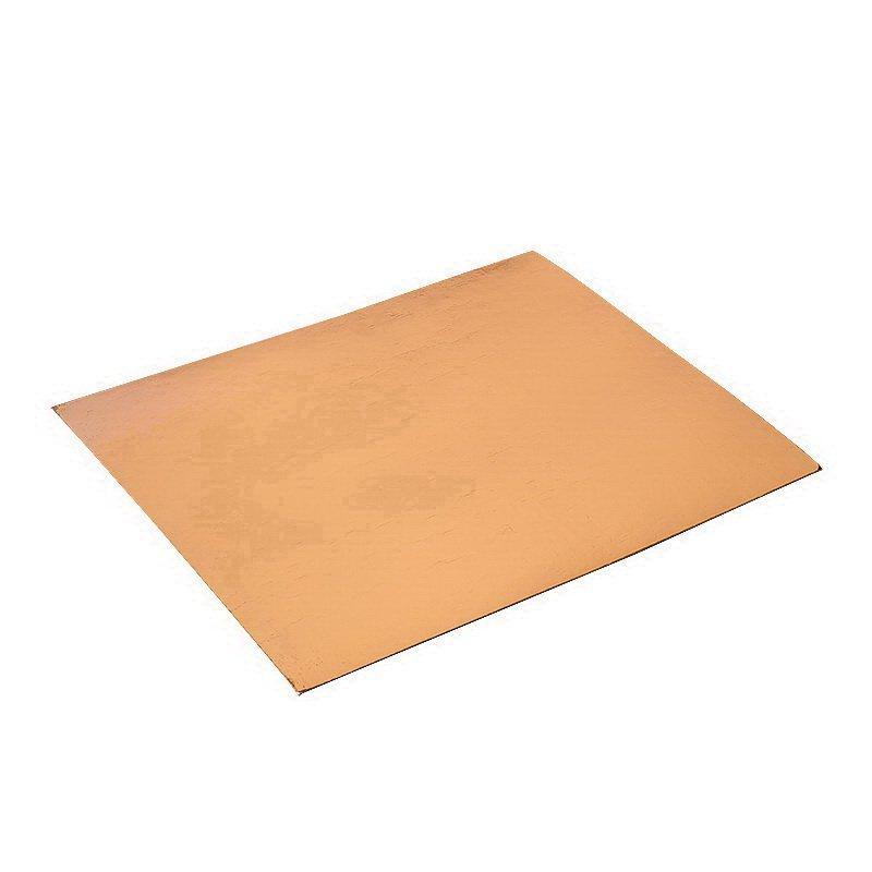 Подложка усиленная золото/жемчуг 400х600 мм ( Толщина 1,5 мм ) (50 шт/упак)
