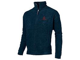 Куртка флисовая Nashville мужская, темно-синий