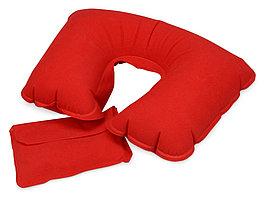Подушка надувная Сеньос, красный (артикул 839401)