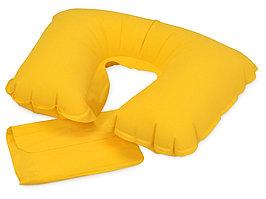 Подушка надувная под голову в чехле (артикул 839404)