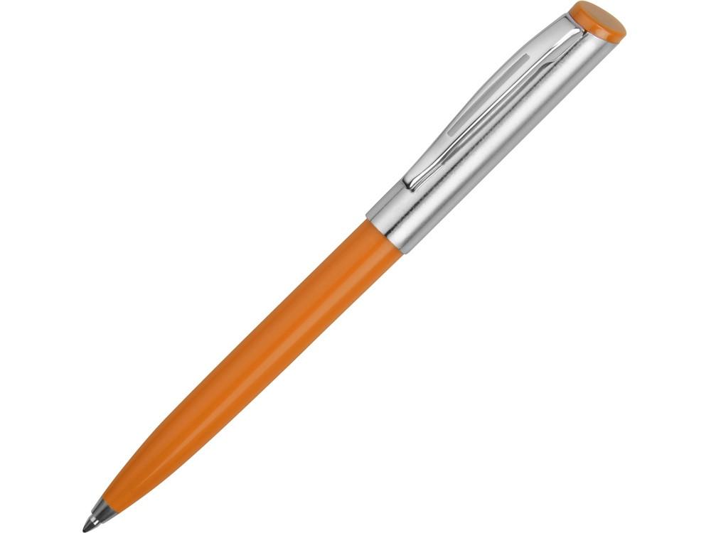 Ручка шариковая Карнеги, оранжевый