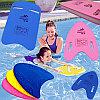 Досточка для плавания с отверстиями для рук (плавательная доска, доска для плавания), фото 2