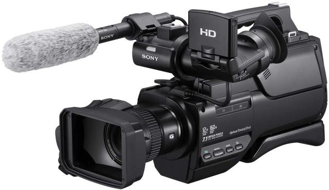 Профессиональные цифровые видеокамеры