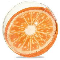 Мяч надувной «Апельсин» (диаметр 46 см)