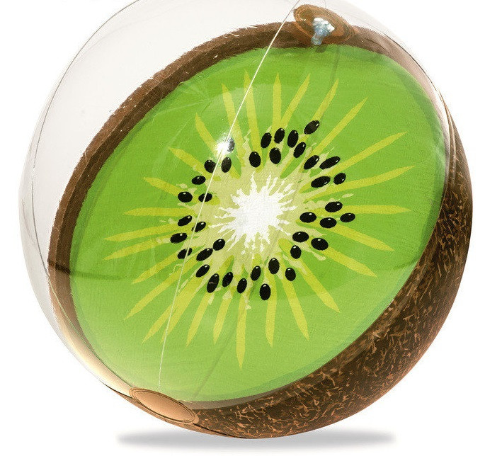 Мяч надувной «Киви» (диаметр 46 см)