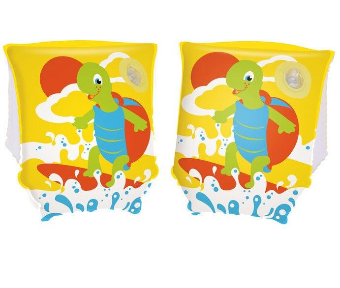 Нарукавники  «Черепашки» (23 х 15 см, 3-6 лет, Bestway)