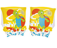 Нарукавники  «Черепашки» (23 х 15 см, 3-6 лет, Bestway), фото 1