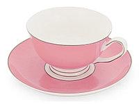 Чайная пара: чашка на 200 мл с блюдцем, фото 1