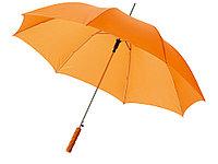 Зонт-трость Lisa полуавтомат 23, оранжевый, фото 1