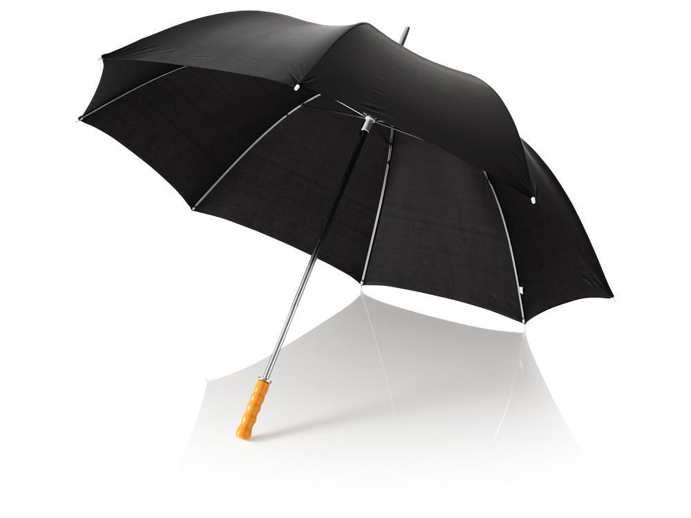 Зонт Karl 30 механический, черный
