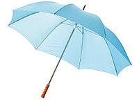 Зонт Karl 30 механический, голубой, фото 1