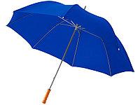 Зонт Karl 30 механический, ярко-синий, фото 1