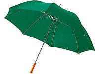 Зонт Karl 30 механический, зеленый, фото 1